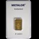 Lingotin 5 g Metalor