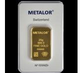 Lingotin 20 g Metalor