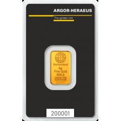 5 G Or Argor-Heraeus