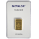 Lingotin 10 g Metalor